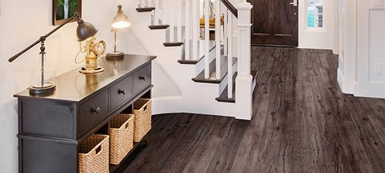 Vinyl Flooring Perfect For Wet Areas Like The Kitchen Bathroom