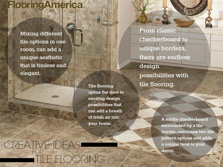 tile flooring patterns