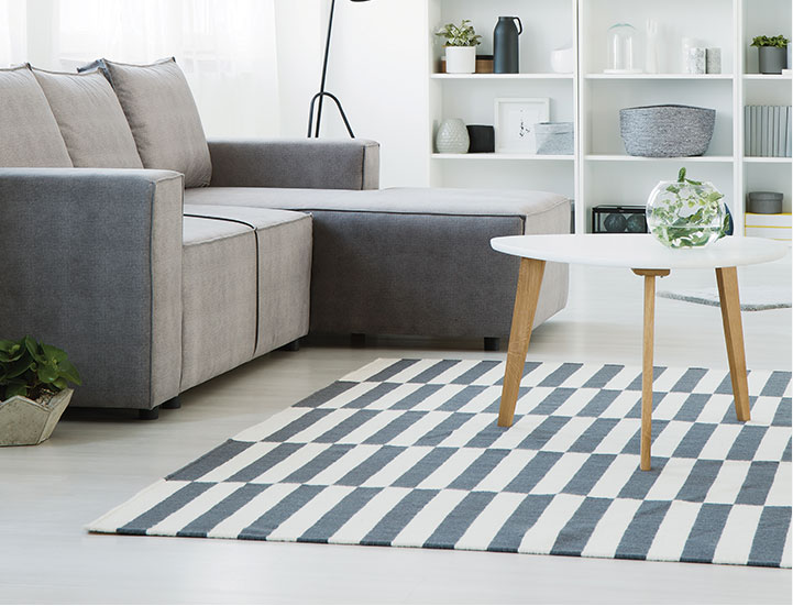 Area Rug Size Guide for Bedrooms
