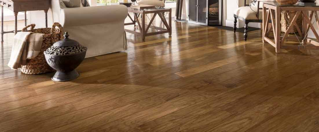 Vinyl Floor: High Class Looks for Less