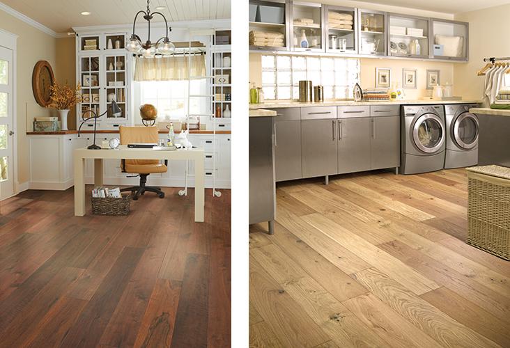 Aquadura Waterproof Hardwood Flooring