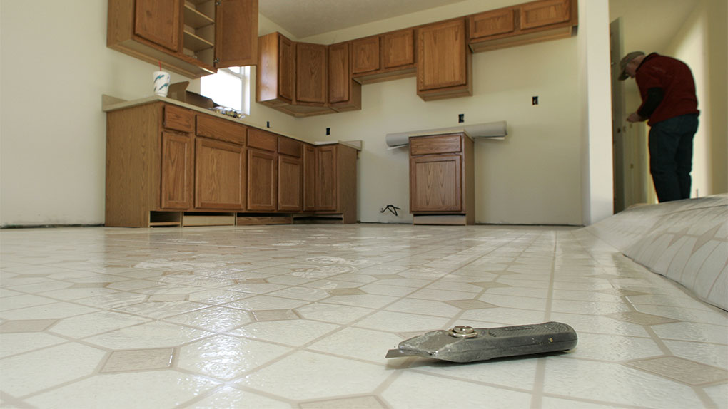 How To Install Vinyl Flooring In 5 Easy Steps Flooring America