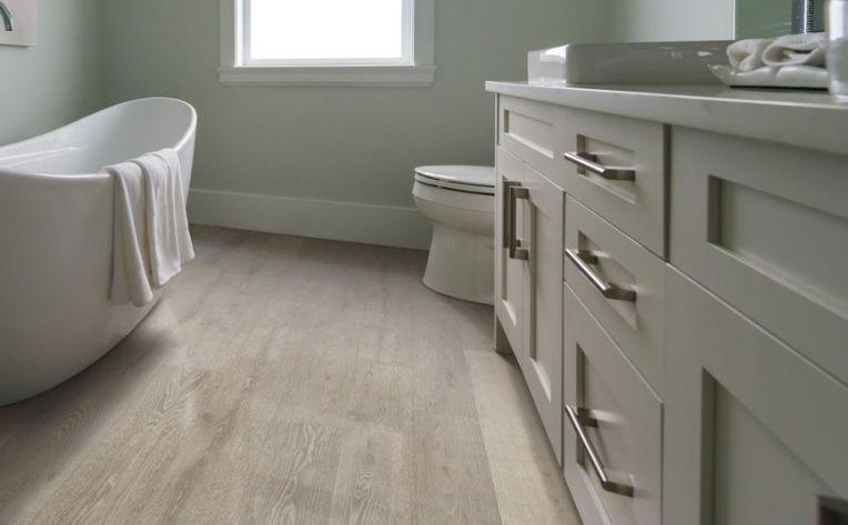 bathroom floor porcelain  white colors