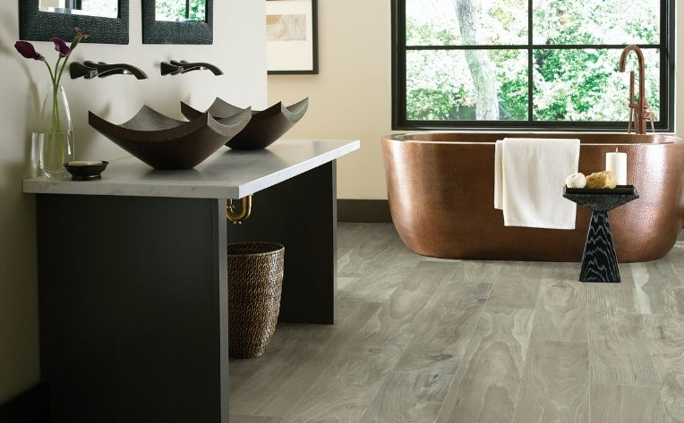 bathroom floor porcelain