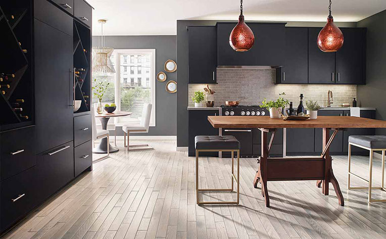 Modern Contemporary Interior Styles Explained Flooring America,Flower Engagement Decoration Ideas At Home