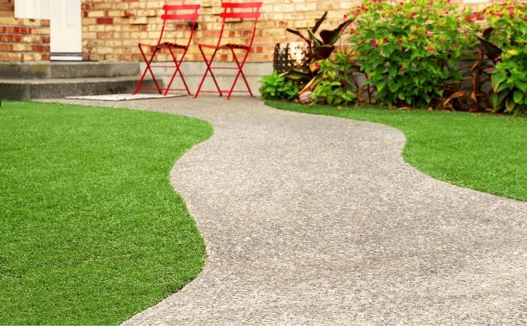 Turf Outdoor Lawn Area