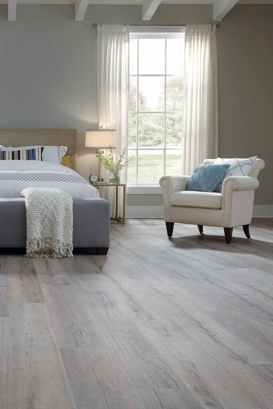 Tile Modern & Contemporary Bedroom Flooring Designs  Flooring America