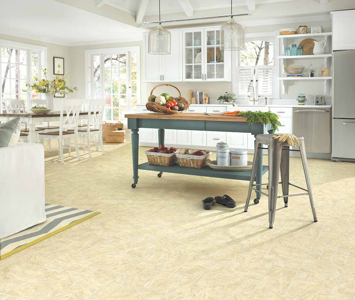 Rustic Farmhouse Kitchen Flooring Designs Flooring America