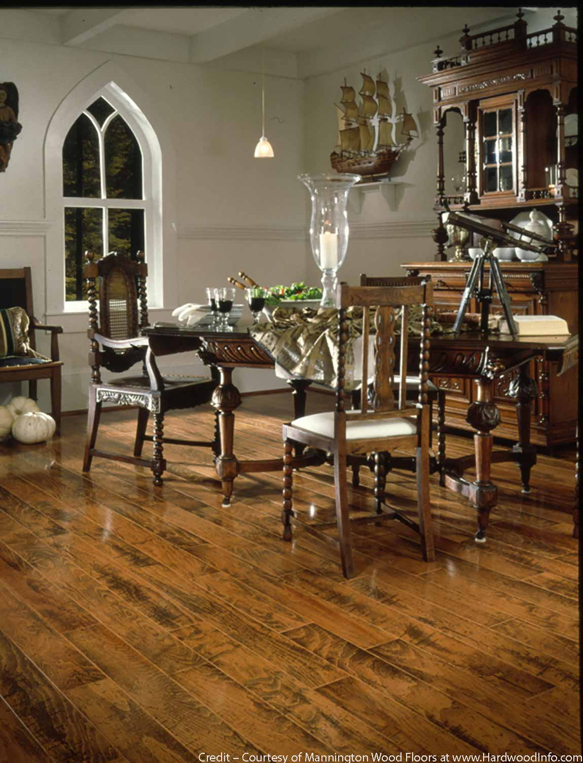 Dining Room Classic Traditional Wood Look Dark My Design Finder 4408