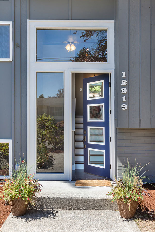 Modern Exterior paint color
