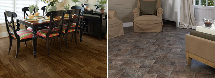 Naturcor Vinyl Floors Vinyl Flooring Flooring America - Earthscapes vinyl flooring reviews